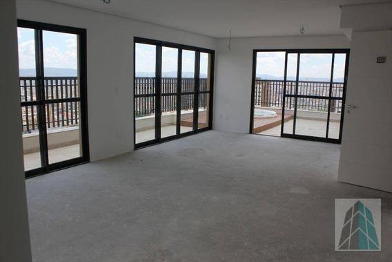 Cobertura Com 3 Dormitórios À Venda, 178 M² Por R$ 1.350.000,00 - Vila Carrão - São Paulo/sp - Co0001