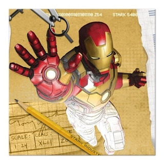 Servilletas,iron Man 3 Pequeñas Servilletas (16ct) Por H..