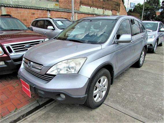 Honda Crv Ex Aut 2.4 Gasolina 4x4
