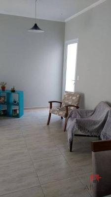 Casa Com Edícula Para Alugar Por R$ 2.400/mês - Residencial Dos Lagos - Bragança Paulista/sp - Ca0957
