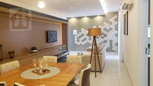 Imagem 1 de 11 de Apartamento À Venda, 116 M² Por R$ 400.000,00 - Concórdia Ii - Araçatuba/sp - Ap0438