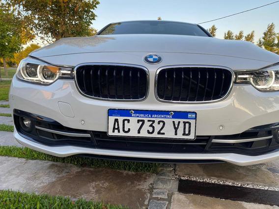 Bmw Serie 3 3.0 330i Sedan Sport Line 252cv 2018