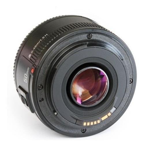 Lente Ef 50mm F1.8 Yongnuo P/canon