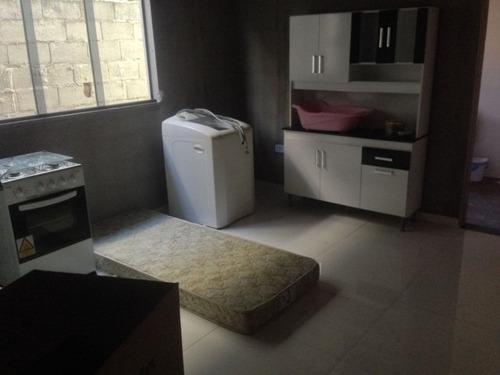 Casa Em Obras Caraguatatuba - Sp - Travessao - Caz232