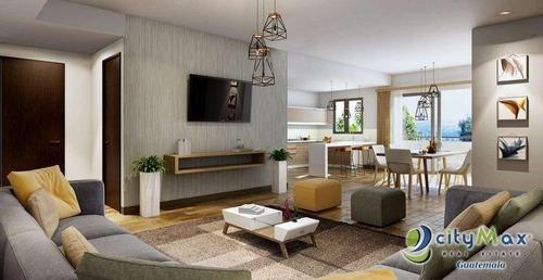 En Venta Apartamento En Planos Zona 14!! - Pva-050-10-17-5