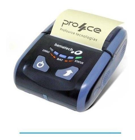 Impressora De Cupom Portátil Bematech Pp 10 Bluetooth