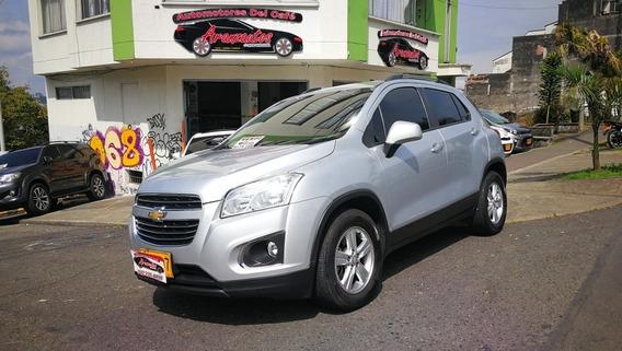 Chevrolet Tracker 2017 Automatica Unicvo Dueño