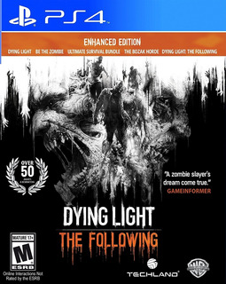 Dying Light The Following - Edición Mejorada ~ Ps4 Digital