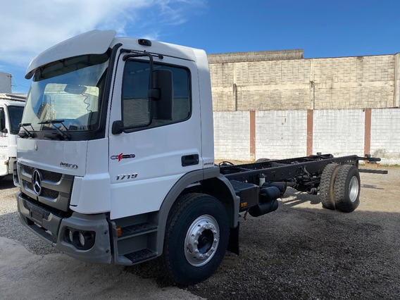 Mb Atego 1719 Ano 2015 Chassi