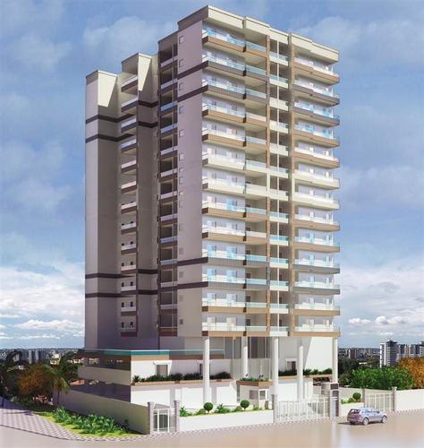 Imagem 1 de 12 de Apartamento, 0 Dorms Com 61.62 M² - Forte - Praia Grande - Ref.: Gim6023481 - Gim6023481