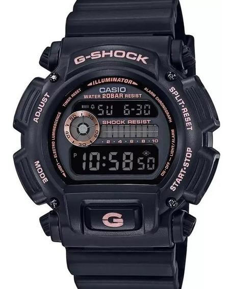Relogio Casio Masculino G-shock Dw-9052gbx-1a4dr