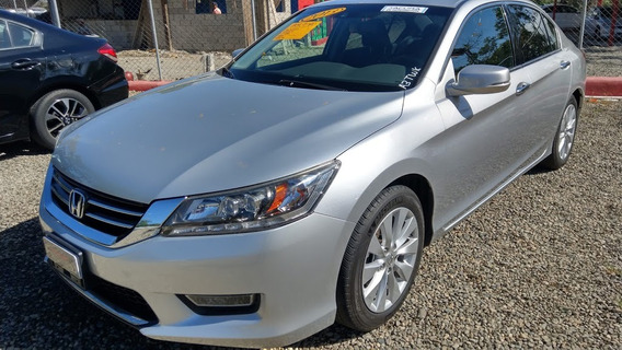 Honda Accord V6 Touring Gris 2013