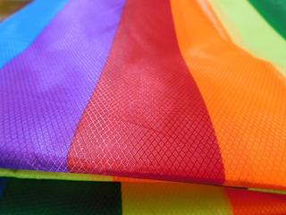 Tela De Nylon 1.5 M X 1.0 M Multicolor