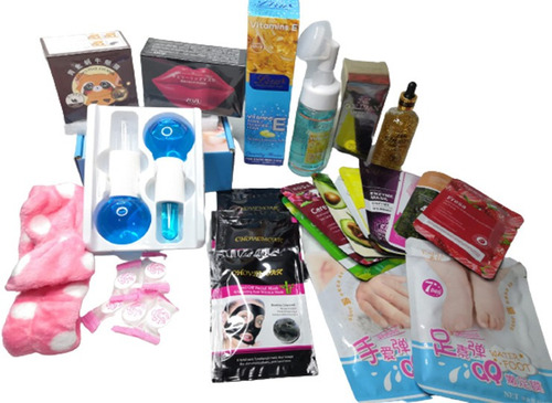 Imagen 1 de 3 de Kit De Skin Care Completo Premium