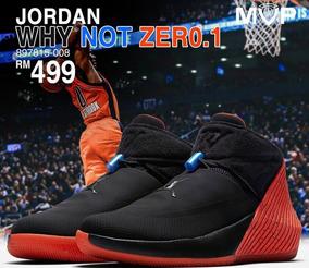 Tenis Nike Jordan Why Not Zero #4.5 #5 Mx