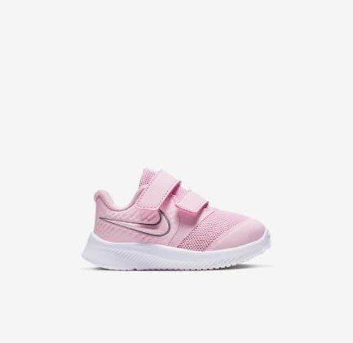 Tênis Nike Star Runner 2 Tdv - Infantil At1803-601