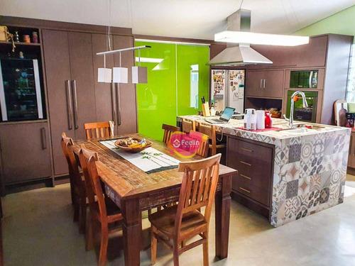 Imagem 1 de 30 de Casa Com 4 Dormitórios À Venda, 180 M² Por R$ 910.000,00 - Lagoa Da Conceição - Florianópolis/sc - Sc - Ca0038_feelin