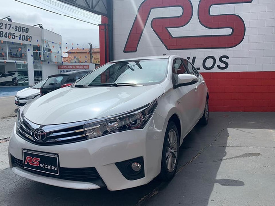 Toyota Corolla Sedan 2.0 Dual Vvt-i Altis