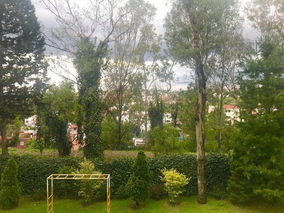 Av Bosque De Minas Departamento Piso Bajo En Venta (sg)
