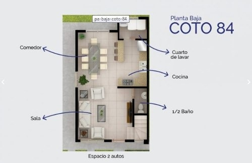 Casas En Venta En Coto 84 Residencial Tijuana B.c.