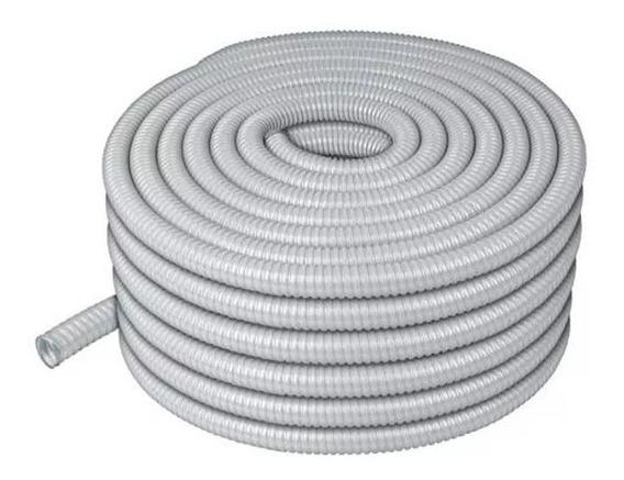 Volteck-tubo Flexible Recubierto Pvc 1 , Rollo 50 M*47323