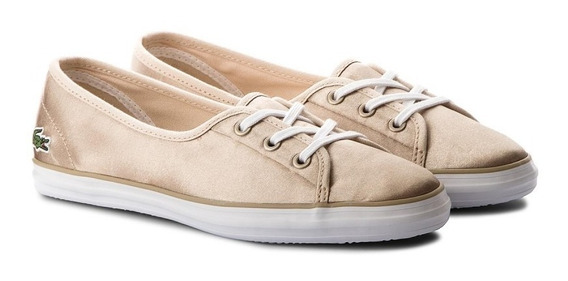 Tenis Lacoste Ziane Chunky W Trainers Mujer