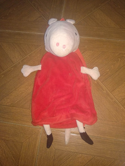 Mochila De Peppa Pig