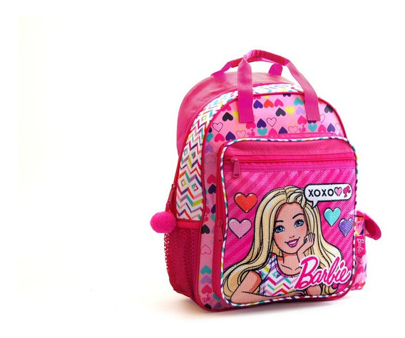 Mochila Barbie De Espalda 16
