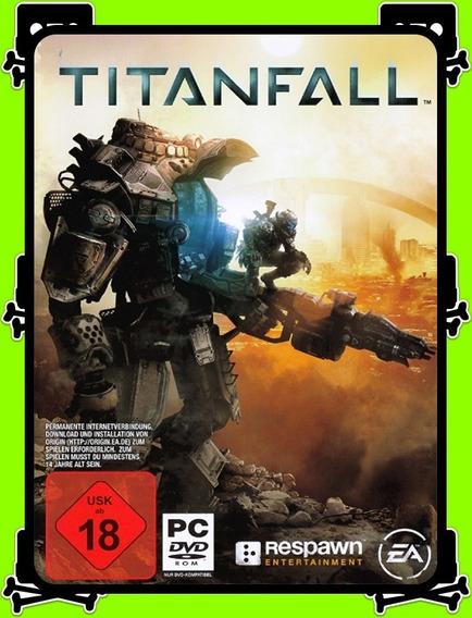 Titanfall Pc - 100% Original (origin Key)