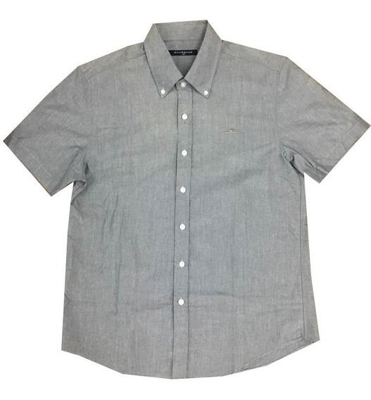 Camisa Sport Lisa Mangas Cortas