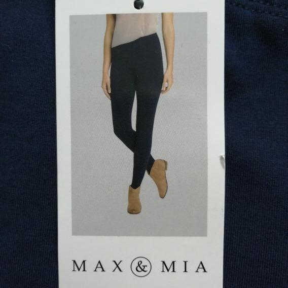 Max & Mia, Leggins De Felpa Cepillada Para Dama