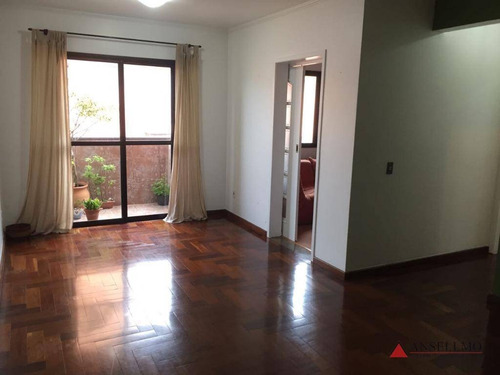 Apartamento À Venda, 82 M² Por R$ 380.000,00 - Santa Terezinha - São Bernardo Do Campo/sp - Ap1841