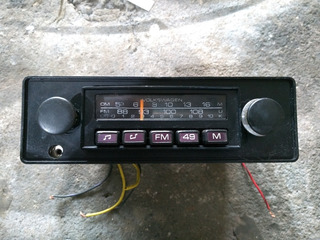Radio Motoradio Fm Volkswagen Ars M31