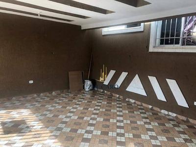 Casa Térrea Em Guarulhos Bairro Vila Rosália - So4240
