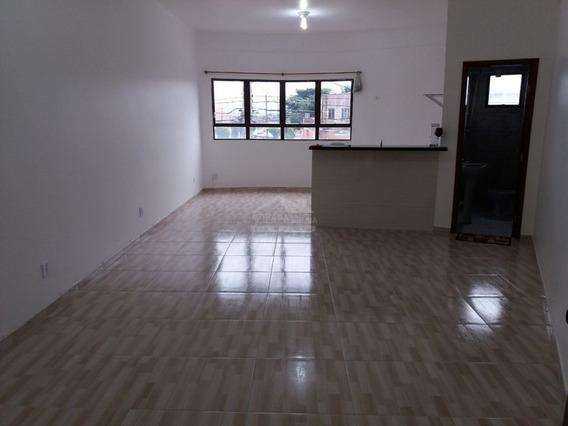 Sala Comercial Na Avenida Kennedy, Tupi, 35 M², Confira Na Imobiliária Em Praia Grande. - Mp13789