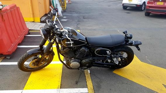 Yamaha Scrambler 950