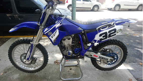 Yamaha Yz 400 F