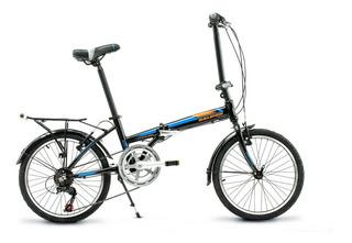 Bicicleta Raleigh Straight R20 Plegable Baiking