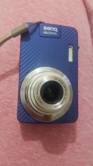 Camara Digital De Fotos Benq Ae200 Usada