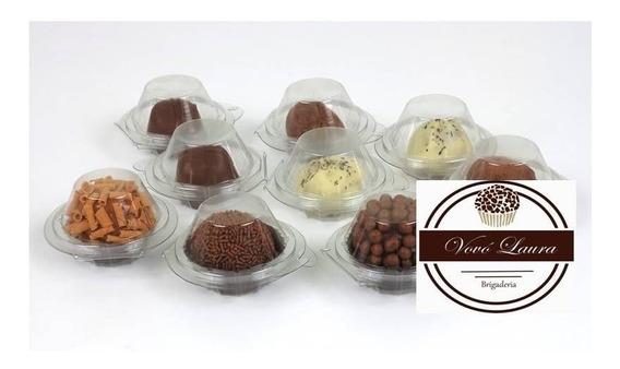 Embalagem Individual Para Brigadeiro Gourmet C/100