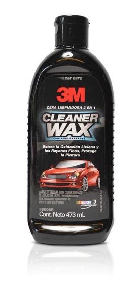 3m Cera Limpiadora 2 En 1 - Cleaner Wax 39006