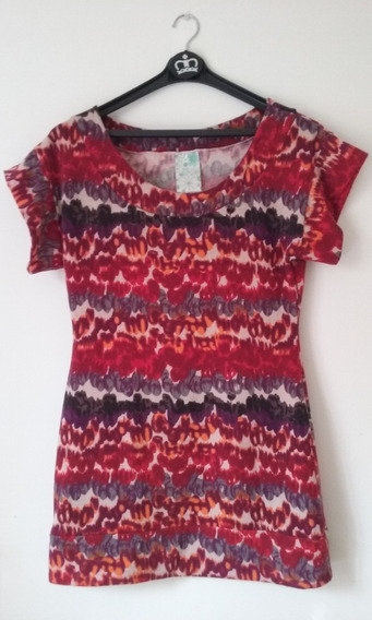 Remeron Frisa Multicolor Talle M