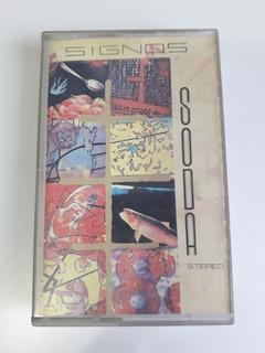 Cassettes Soda Stereo