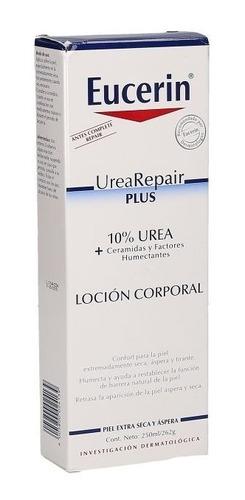 Eucerin Piel Seca 10% Urearepair Plus 250ml