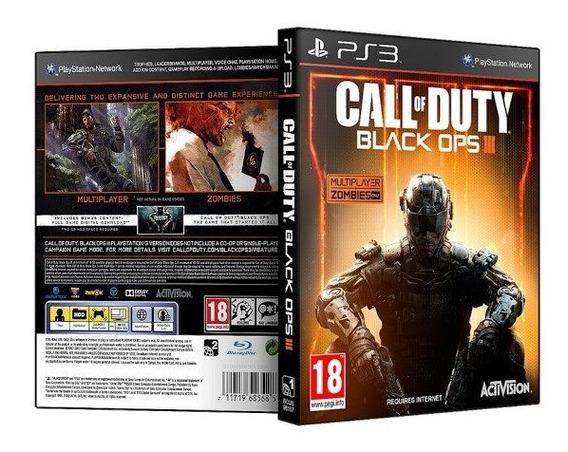 Call Of Duty Black Ops 3 Ps3 Via Psn Original