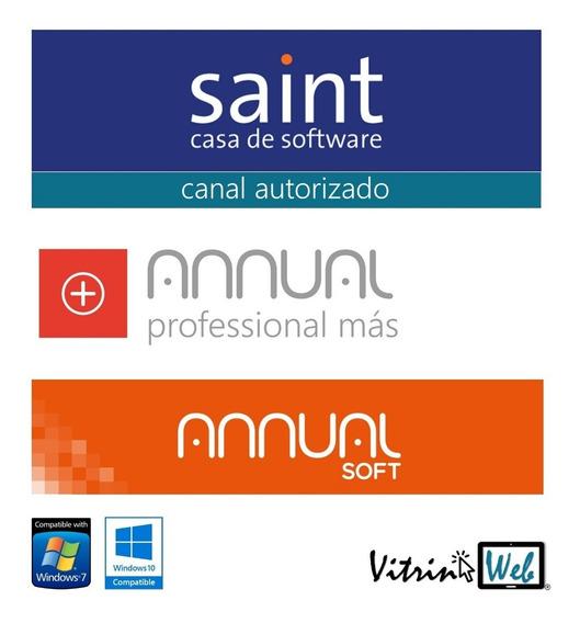 Saint Professional Más Sistemas Administrativos