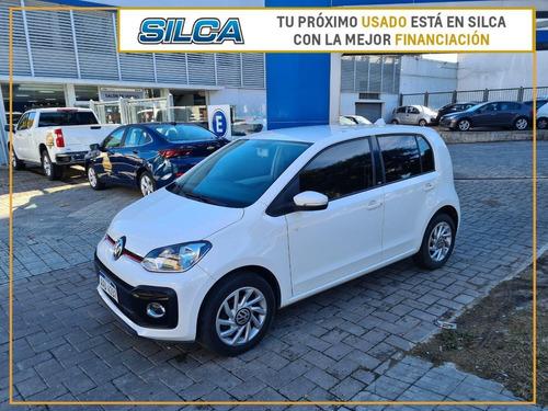 Volkswagen Up Tsi 2019 Blanco 5 Puertas
