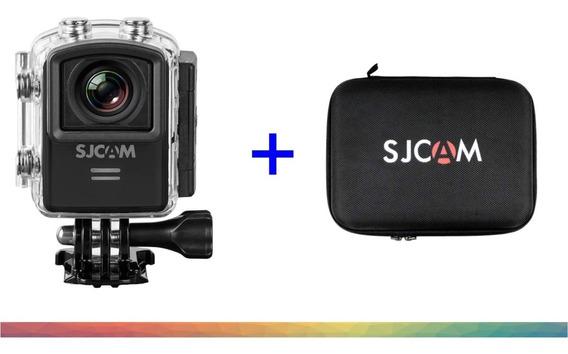 Câmera Sjcam M20 Ultra Hd 4k 16 Mega + Brinde Case