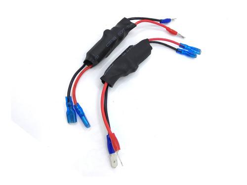Imagen 1 de 5 de Cable Canbus Universal  Adaptador Para Lampara H4 Xenon