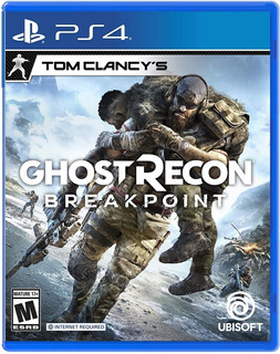 Tom Clancys Ghost Recon Breakpoint / Full Stock Ya! / Ps4
